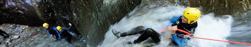 Canyoning Maurienne